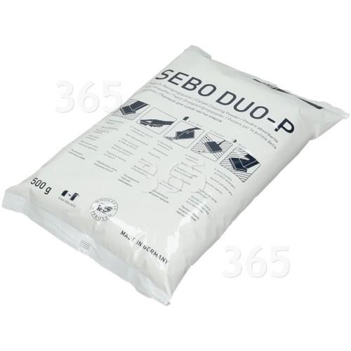 Sebo 5kg Duo-P Teppich-Reinigungspulver