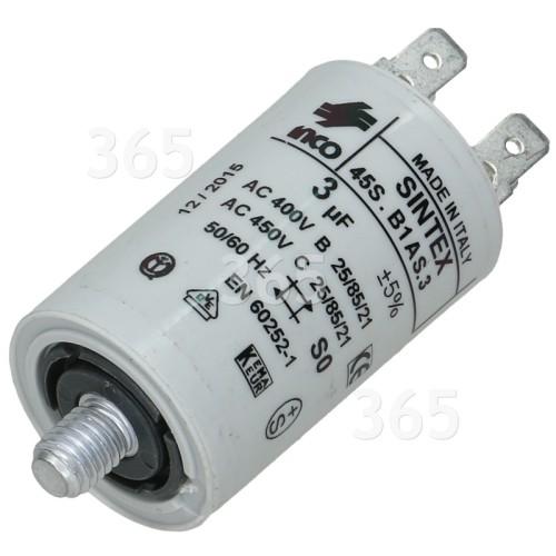 Bauknecht GSI3352/BR Kondensator 3 ?F