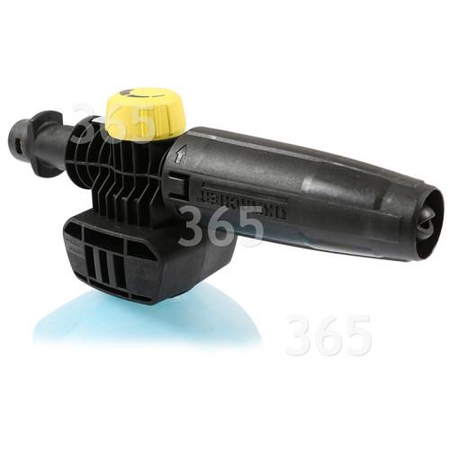 Karcher K2-K7 FJ10C Hochdruckreiniger-Schaumdüse Connect 'n' Clean + Autoshampoo