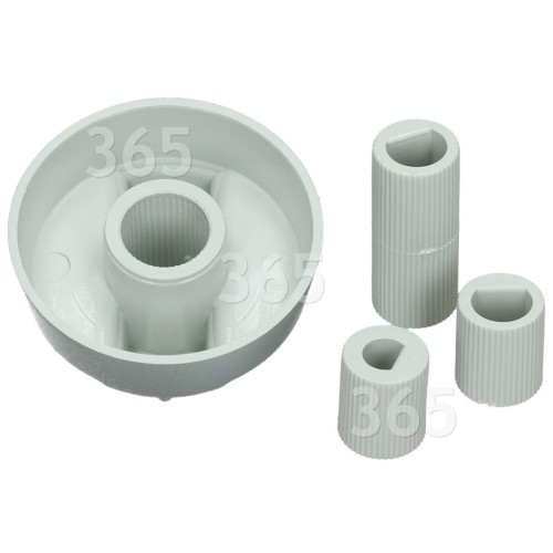 Universal Multifit Herdschalter - Silber
