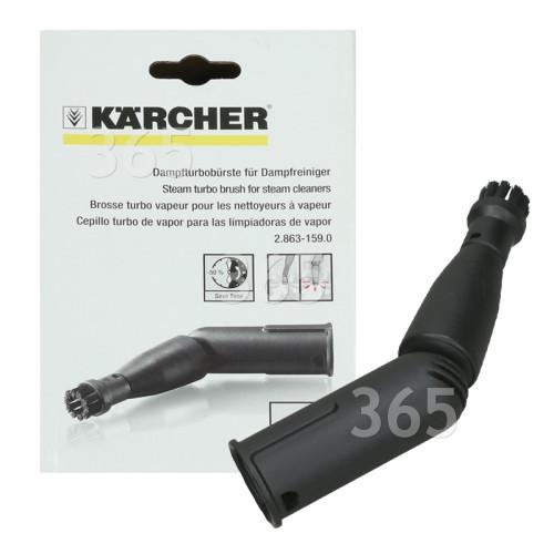 Brosse Turbo Vapeur Pour Nettoyeur Vapeur Karcher