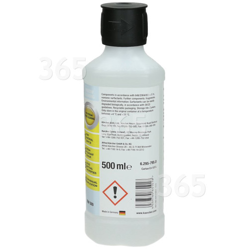 Karcher RM500 Glass Cleaner Concentrate - 500ml