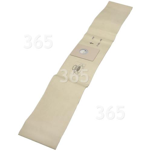 Karcher Papierbeutel & Filterset (10er Pack)