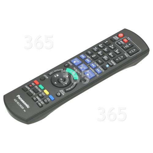 Télécommande HD N2QAYB000618 Panasonic