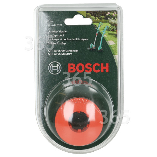 Bosch ART 26 Combitrim Strimmer Extra Strong Spool Line 26cm 10 Pack