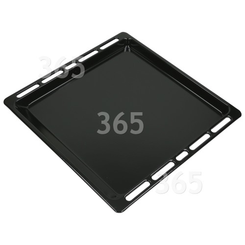 Leche-frites Emaille Noire 403x389mm Indesit