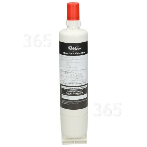 2 pezzi Filtro acqua Filtro Cartuccia Filtro frigorifero Bauknecht Whirlpool SBS