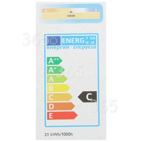 Ampoule Capsule De Hotte Aspirante 20W G4 - Transparente - Whirlpool
