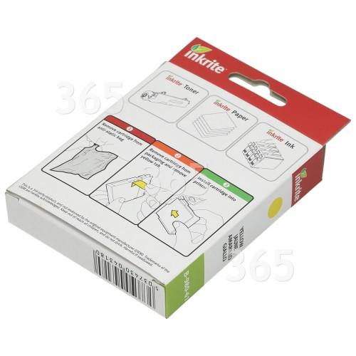 Inkrite Kompatible Brother LC1100 Tintenpatrone Gelb