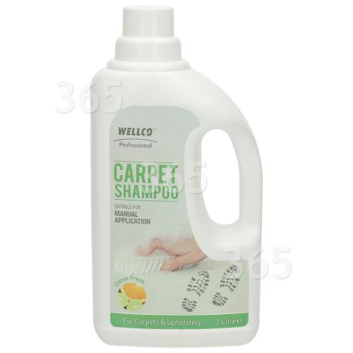 Wellco Professional Teppich Shampoo Für Reinigungsmaschinen - Zitrusfrische