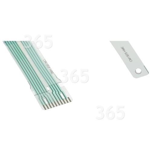 Membrane De Façade Du Panneau Samsung