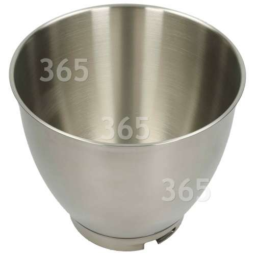 Kenwood Edelstahl-Rührschüssel Für Major Küchenmaschinen