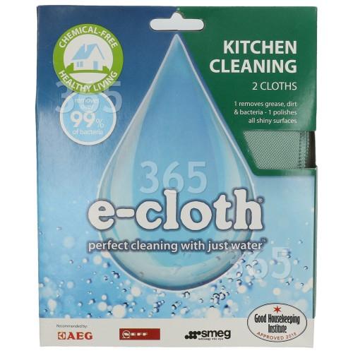 E-Cloth Küchen Reinigungstücherset
