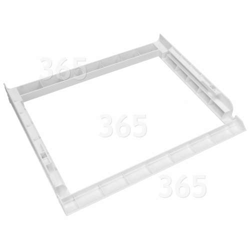 Bauknecht Unterer Kühlschrank-Glasplattenrahmen - Ultra Cool