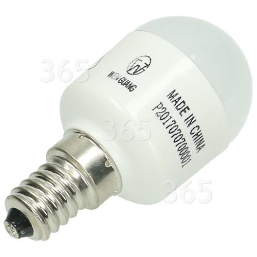 De 4w Led 1 Ampoule E14 5rj4a3lq Indesit Réfrigérateur Congélateur WD2IHE9