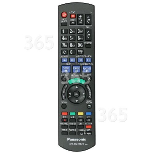 Panasonic N2QAYB000764 HDD-Player Fernbedienung