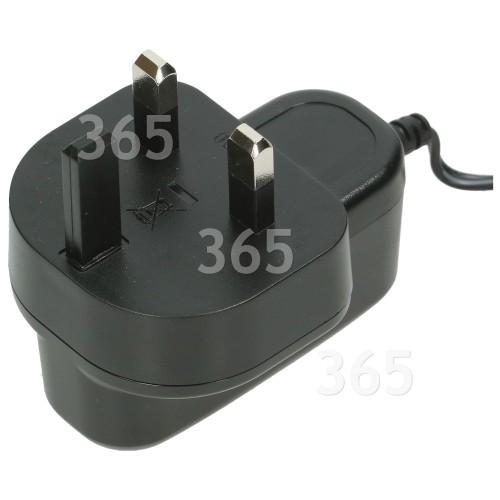 Bosch Qualcast Atco Suffolk Akkubohrer-Ladegerät - GB-Stecker : 2609005139 Eingang 220V To 240V Ausgang 13. 5V