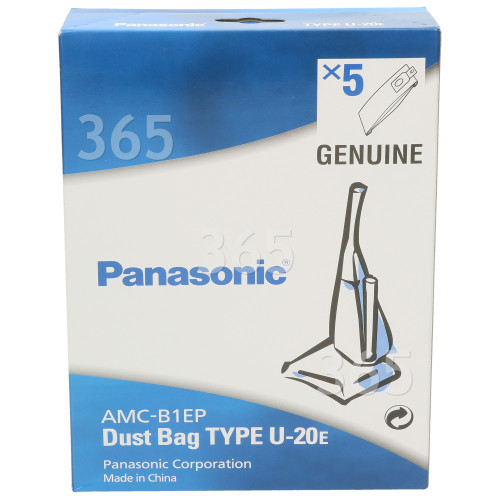 Sacs Aspirateur U-20E (lot De 5) Panasonic
