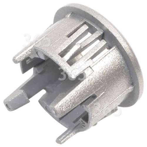 Petit Support De Bouton De Micro-ondes - Argenté - Whirlpool