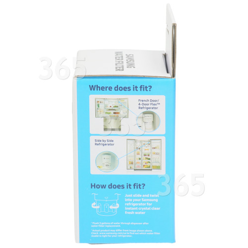 Samsung Internal Water Filter Cartridge HAFIN2/Exp