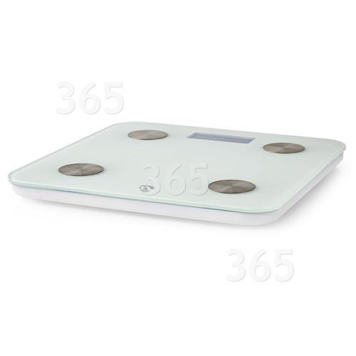 Nedis WiFi Smart Personal Scales