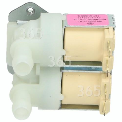 Samsung WF8604NGW Waschmaschinen-Doppel-Magnetventil : 180º With 12 Ø Ausgänge