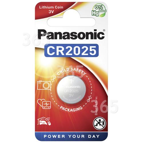 Panasonic CR2025 Lithium Knopfzelle