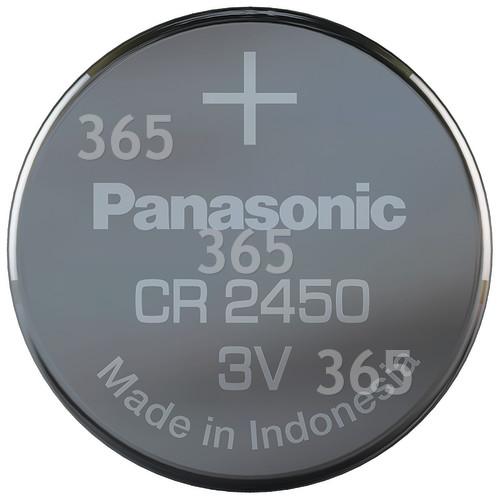Panasonic CR2450 Lithium Knopfzelle