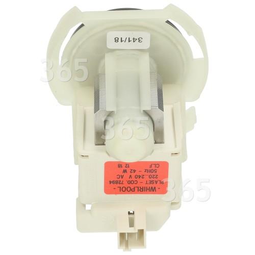 Pompe De Vidange De Lave-vaisselle ADP 4740 Whirlpool