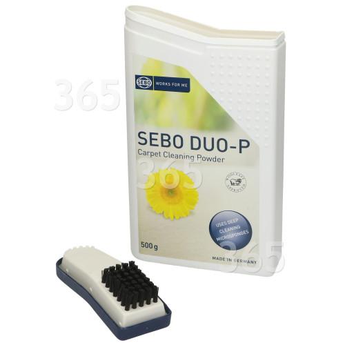 Sebo Reinigungspulver Duo-P
