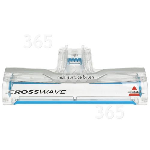 Bissell Crosswave Mehrzweckreiniger-Fußfenster Kpl. - Blau