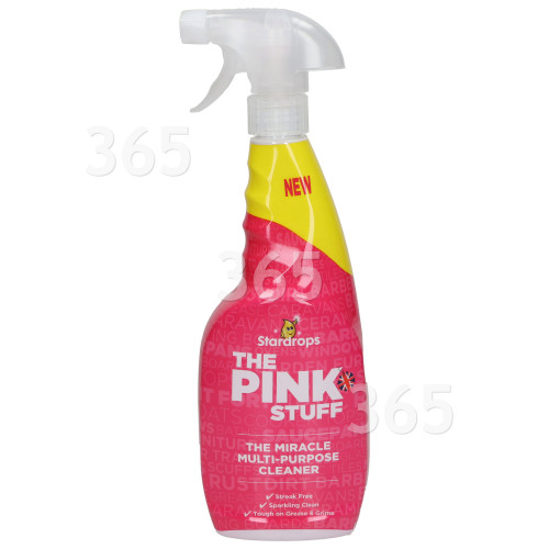 The Pink Stuff - Nettoyant Miracle De Surfaces Polyvalent Stardrops