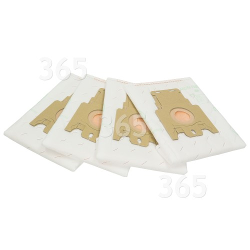 Hoover Staubsaugerbeutel H60 PureHepa (4er Packung)