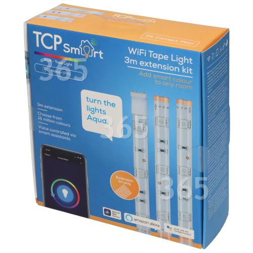 TCP Smart LED Streifen 3M WLAN LED Strip Lichtband