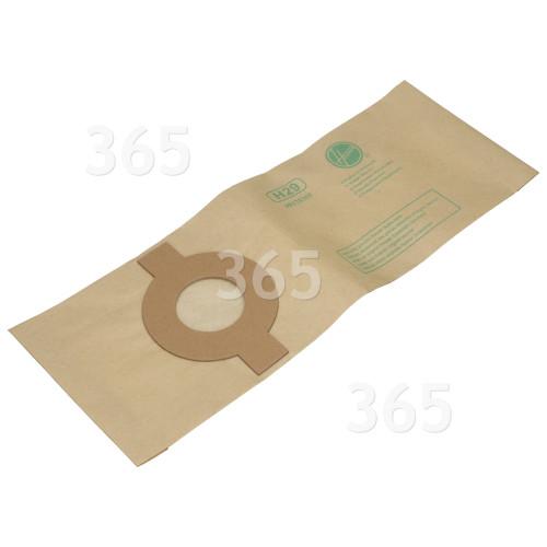 Hoover H29 Papierbeutel (5er Pack)