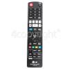 LG AKB73615702 Remote Control