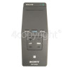 Sony RMF-ED004 TV Remote Control