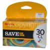 Kodak Genuine 30C Colour Ink Cartridge