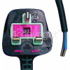 Panasonic MC-E44 HVR676736 Cord 2 Wire 6.2 Metre All Hoover Vacuums U1100U1102 1220 1222 1290 1294 1296S4470 4472 4396 4398 4402