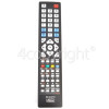Sharp Compatible TV Remote Control