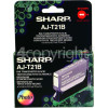 Sharp AJ2100 Genuine AJT21B Black Ink Cartridge