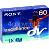 Sony MiniDV Camcorder Tape With IC 60min