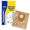 Panasonic MC-E862 C2E Dust Bag (Pack Of 5) - BAG40