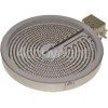 Beko B4VHIT Ceramic Hotplate Element Single 1800W