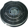 Bauknecht Type 30 Carbon Filter : 230mm Dia.