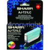 Sharp AJ2100 Genuine AJT21LC Cyan Ink Cartridge