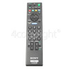 Sony RM-ED038 TV Remote Control
