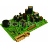 Zanussi ZX97/5SI Main Electronic PCB