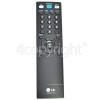 LG AKB33871403 Remote Control