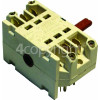 Delonghi Function Selector / Change Over Switch EGO 41.32723.030
